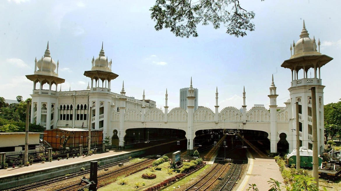 The world's Most Magnificent Railway Stations – Kuala Lumpur's Included!