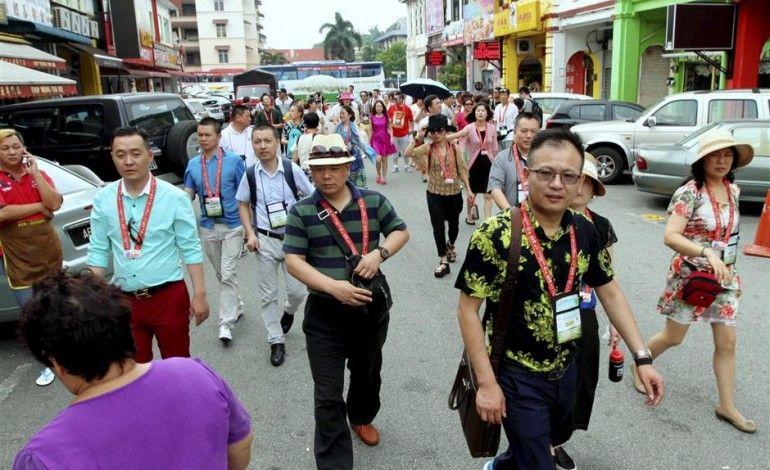 Chinese tourists are travelling on impulse – to Malaysia!