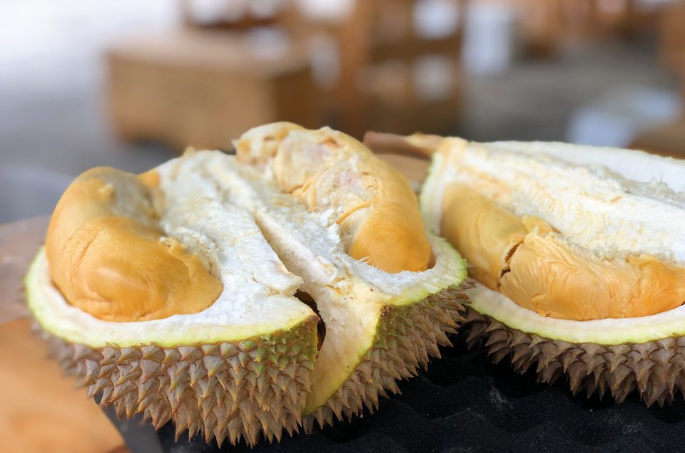 5 mouthwatering durian desserts in Malaysia that you can't miss